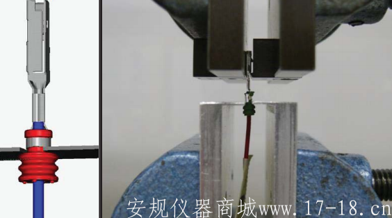 Applied Cable Seal Retention/ 验证电线密封套存留能力